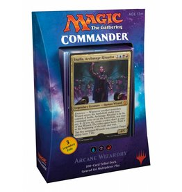 Wizards of the Coast Magic The Gathering: Commander 2017 - Arcane Wizardry