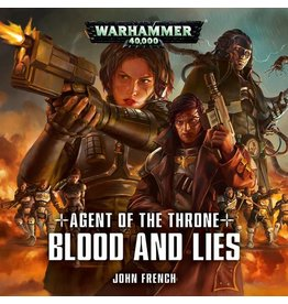 Games Workshop Blood And Lies  (AUDIOBOOK)