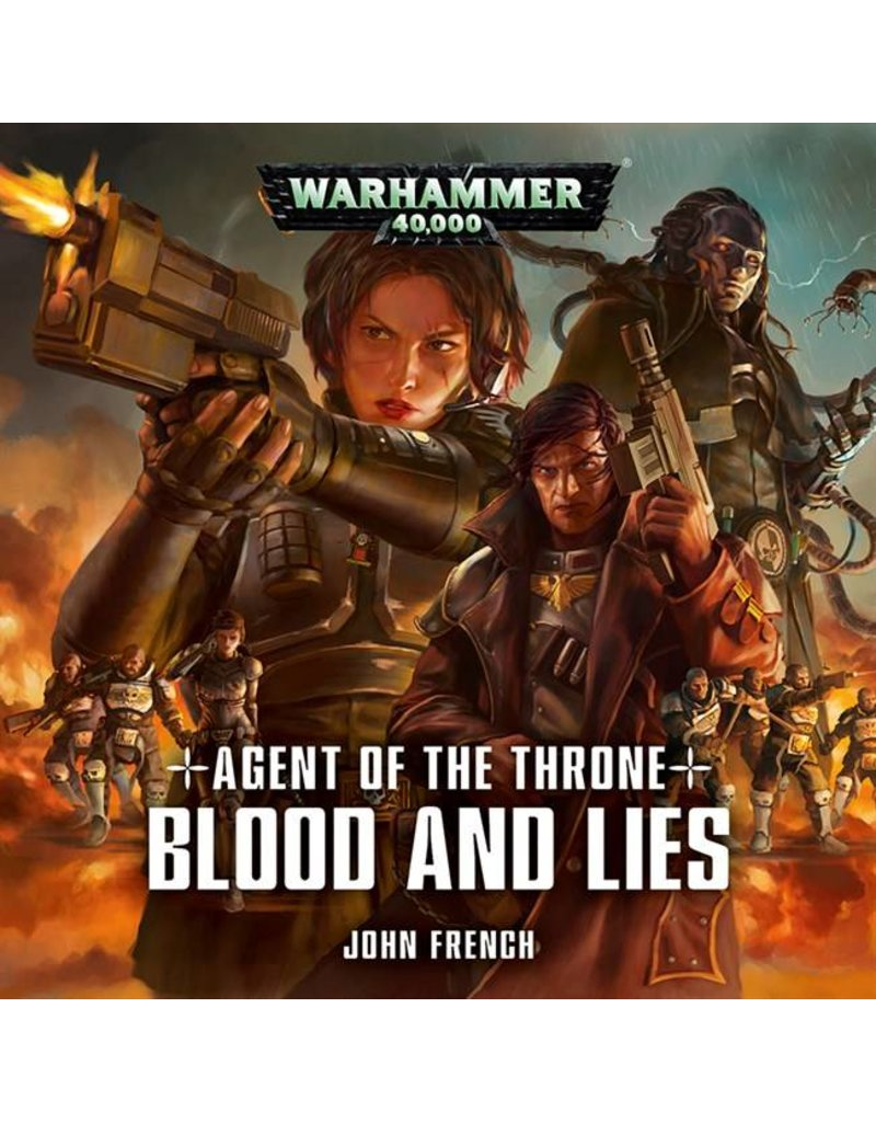 Games Workshop Agent Of The Throne: Blood And Lies (AUDIOBOOK)