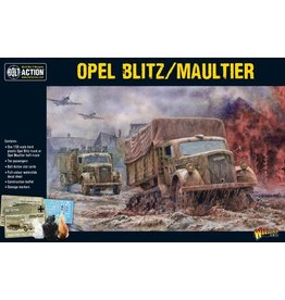 Warlord Games Opel Blitz & Maultier (SK)