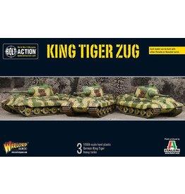 Warlord Games King Tiger Platoon