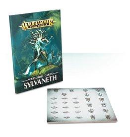Games Workshop Warscroll Cards: Sylvaneth