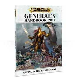 Games Workshop AGE OF SIGMAR: GENERAL'S HANDBOOK 2017 (ENG)