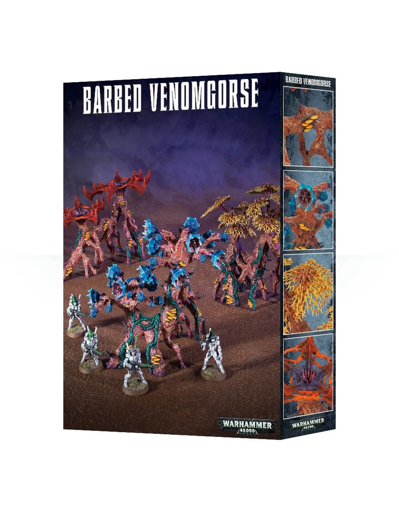 Games Workshop Deathworld: Barbed Venomgorse