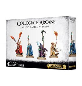 Games Workshop Mystic Battle Wizards