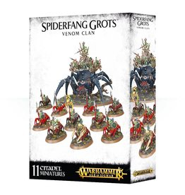 Games Workshop Spiderfang Grotz Venom Clan