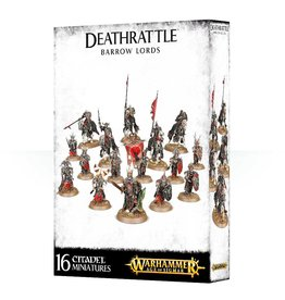 Games Workshop DEATHRATTLE BARROW LORDS
