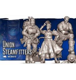 Wyrd Steamfitters