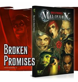 Wyrd Broken Promises (Malifaux Expansion Book 4)