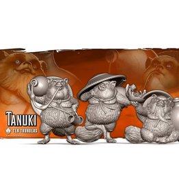 Wyrd Tanuki