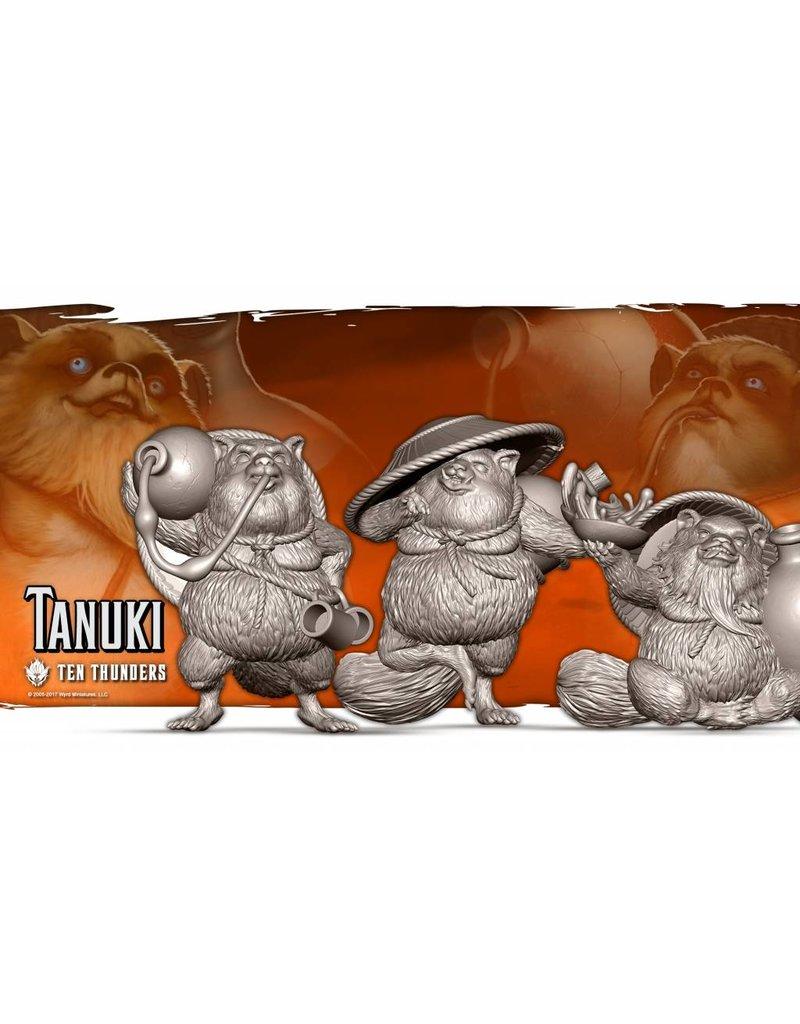 Wyrd Ten Thunders Tanuki Box Set