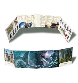 Wizards of the Coast DM Screen - Tyranny of Dragons