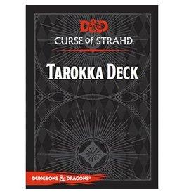 Wizards of the Coast Tarokka Deck - Curse of Strahd