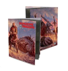Wizards of the Coast D&D Character Folio- Giant Killer