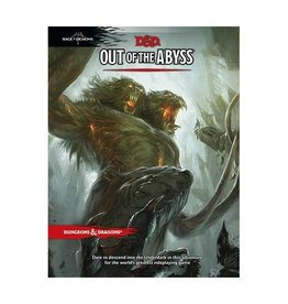 Wizards of the Coast Out of the Abyss Campaign Book