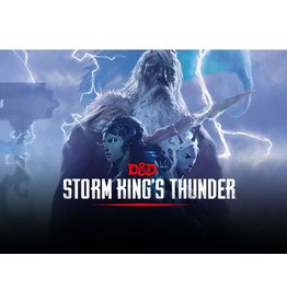 Wizards of the Coast Dungeons & Dragons Storm King's Thunder (DND)