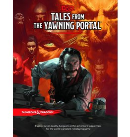 Wizards of the Coast Tales From the Yawning Portal Campaign Book