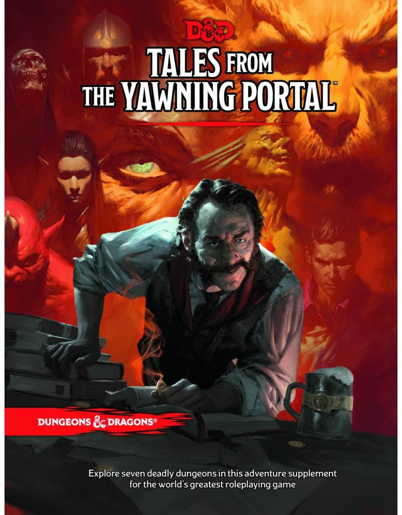 Wizards of the Coast Dungeons & Dragons: Tales From the Yawning Portal (DND)