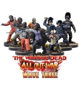 Mantic Games The Walking Dead Survivor Paint Set