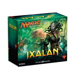 Wizards of the Coast MTG: Ixalan Bundle