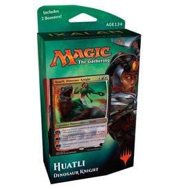 Wizards of the Coast MTG: Ixalan Planeswalker Deck - Huatli, Dinosaur Knight
