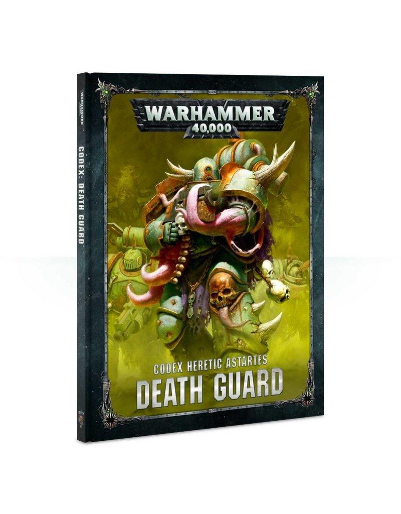 Games Workshop Codex: Death Guard (HB) (EN) 8th Edition)