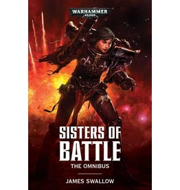 Games Workshop Sisters Of Battle: The Omnibus (SB)