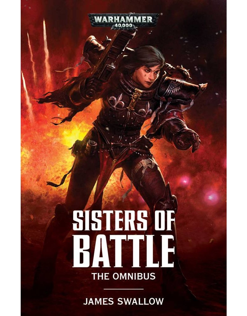 Games Workshop Sisters Of Battle: The Omnibus (SB)