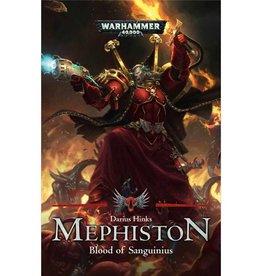 Games Workshop Mephiston: Blood Of Sanguinius (SB)