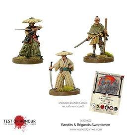 Warlord Games Bandits & Brigands Swordsmen