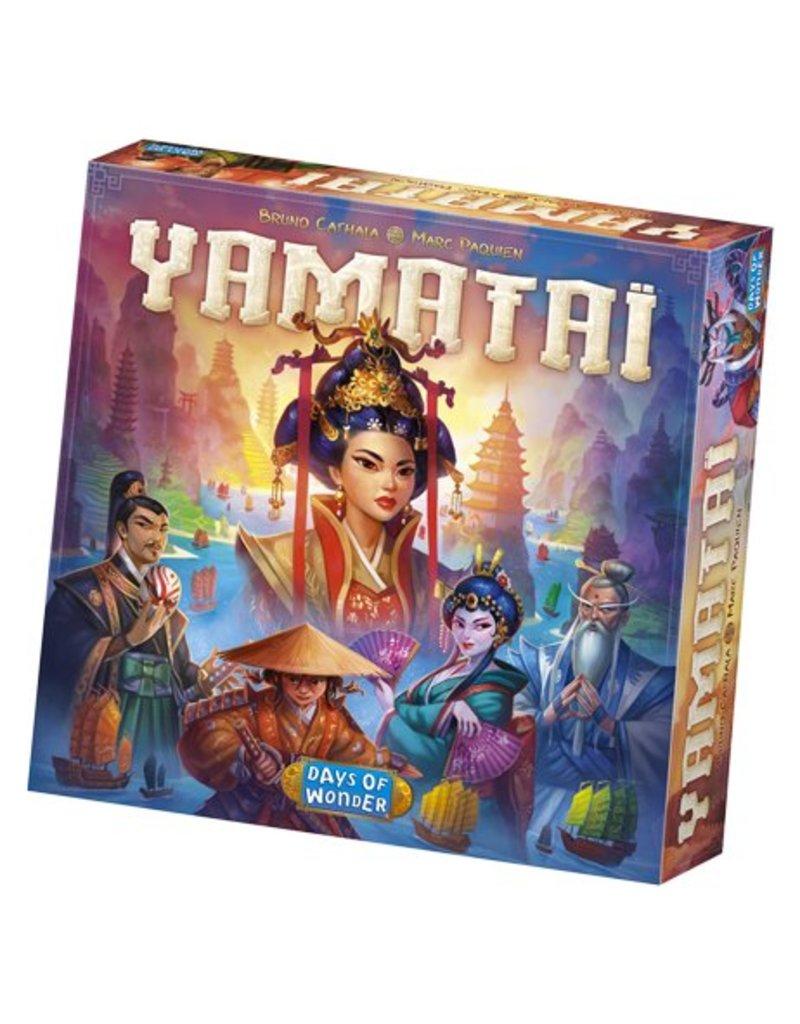 Days of Wonder Yamatai