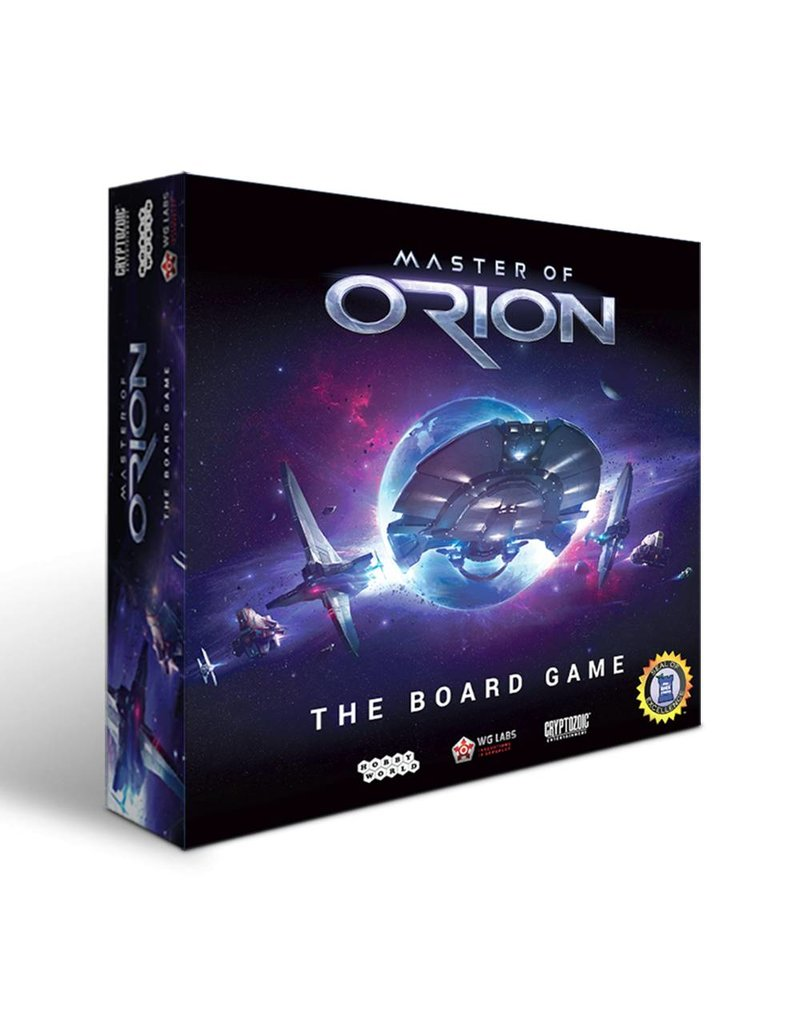 Wizards of the Coast Master of Orion Board Game