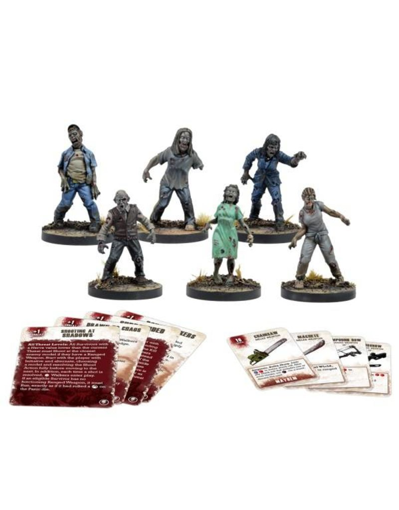 Mantic Games The Walking Dead: Roamer Booster