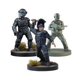 Mantic Games Glenn, Prison Guard Booster