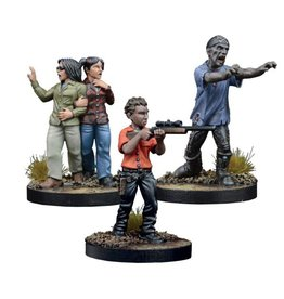 Mantic Games The Walking Dead: Maggie, Prison Defender Booster