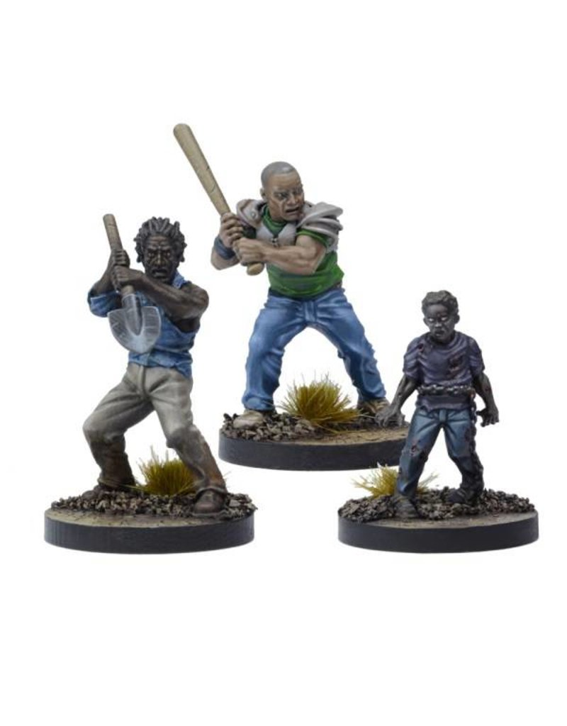 Mantic Games The Walking Dead: Morgan, Distraught Father Booster