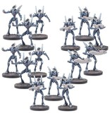 Mantic Games Warpath / Deadzone: Asterian Cypher Troops