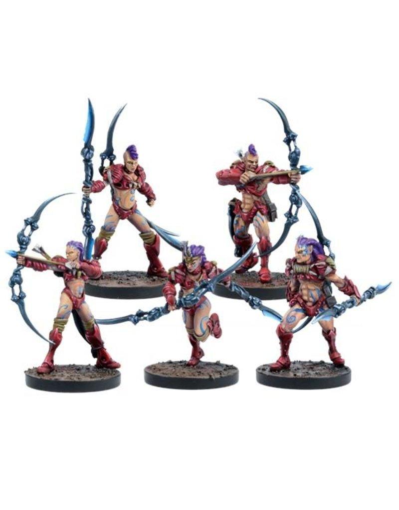 Mantic Games Warpath / Deadzone: Asterian Kalyshi