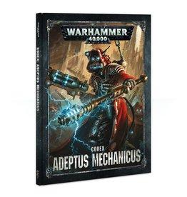 Games Workshop CODEX: ADEPTUS MECHANICUS (HB) (ENGLISH) (8th)