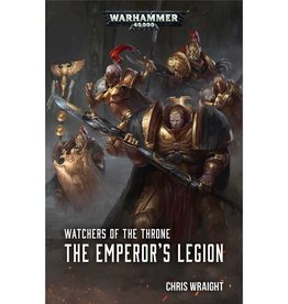 Games Workshop WATCHERS OF THE THRONE: THE EMPEROR'S LEGION HB
