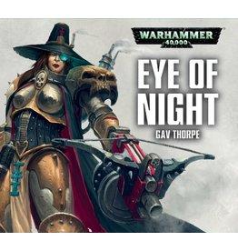 Games Workshop EYE OF NIGHT (AUDIOBOOK)