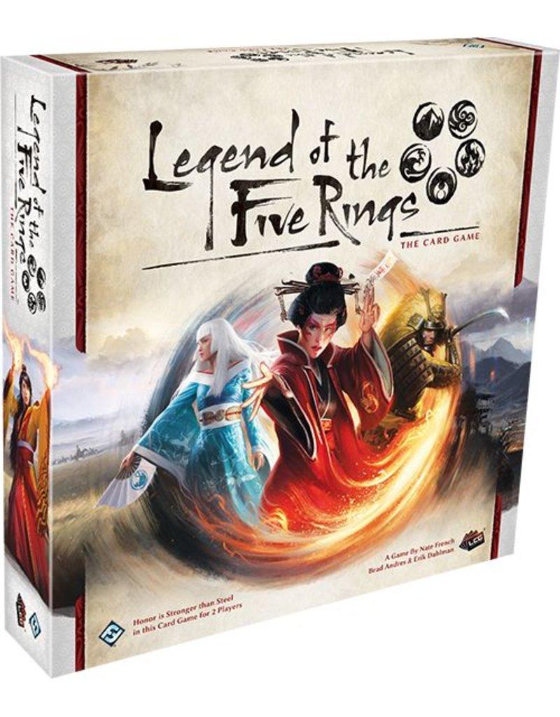 Fantasy Flight Games Legend Of The Five Rings LGC