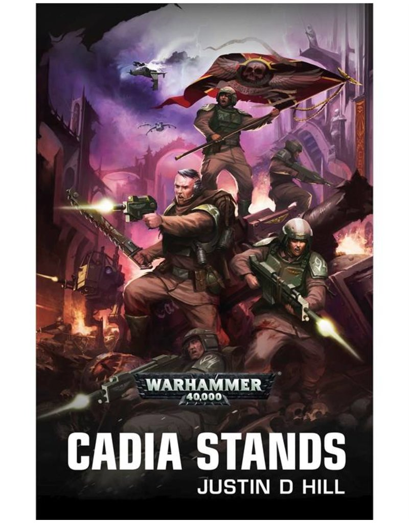 Games Workshop Cadia Stands (HB)