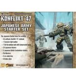 Warlord Games Konflikt 47 Japanese Starter Set