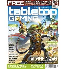 Warners Tabletop Gaming Magazine #11 - Aug/Sep