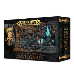 Games Workshop Age Of Sigmar: Anvilgard