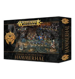 Games Workshop Age Of Sigmar:  Hammerhal