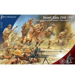 Warlord Games Desert Rats 1940-1943