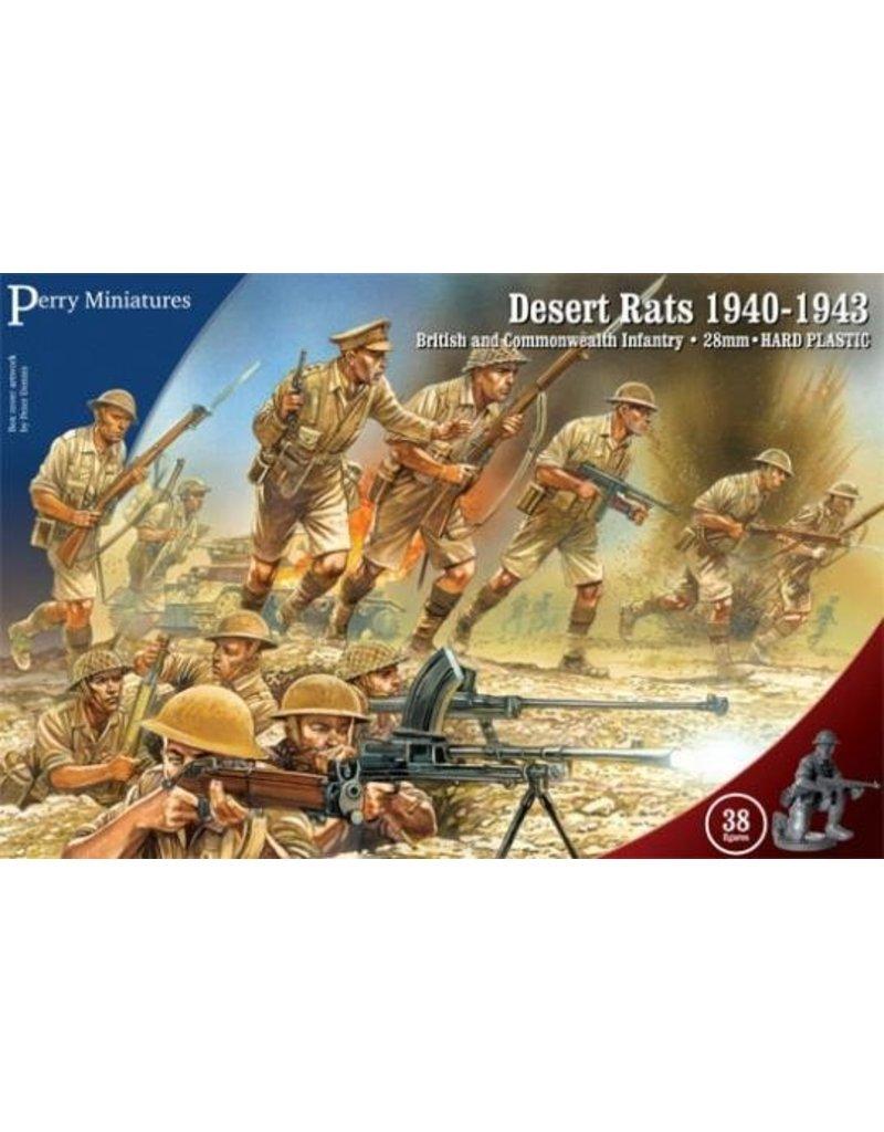 Perry Miniatures Desert Rats 1940-1943
