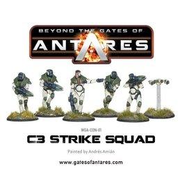 Warlord Games Concord Strike Squad (metal)